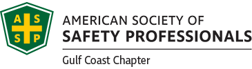 ASSP Gulf Coast Chapter Logo